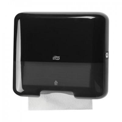 Диспенсер для полотенец TORK (Система H3) Elevation, mini, ZZ, черный, 553108