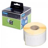 Картридж для принтеров этикеток DYMO Label Writer, этикетка 89х41мм, в рулоне, 300 шт./рулоне, белые, для бейджей, S0722560