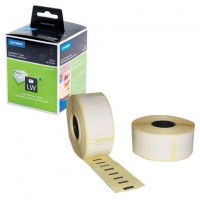 Картридж для принтеров этикеток DYMO Label Writer, этикетки 36х89 мм в рулоне, 260 шт./рулоне, комплект 2 рулона, белые, S0722400