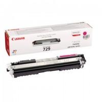 Картридж лазерный CANON (729M) LBP7010C/7018C, пурпурный, оригинальный, ресурс 1000 страниц, 4368b002