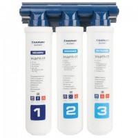 """Фильтр для воды БАРЬЕР """"Эксперт Стандарт"""", для холодной воды, 3 ступени, ресурс 10000 л, кран в комплекте, Н211Р06"""