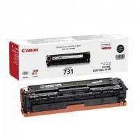 Картридж лазерный CANON (731BK) LBP7100/7110/MF8230/8280, черный, ресурс 1400 страниц, оригинальный, 6272B002