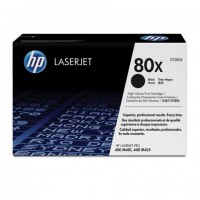 Картридж лазерный HP (CF280X) LaserJet Pro M401/M425, черный, ориг., ресурс 6900 стр.