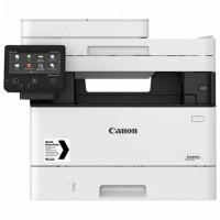 """МФУ лазерное CANON i-SENSYS MF443dw, """"3 в 1"""", А4, 38 страниц/мин, ДУПЛЕКС, ДАПД, сетевая карта, Wi-Fi, 3514C008"""