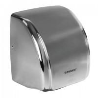 Сушилка для рук SONNEN HD-230S, 2100 Вт, нержавеющая сталь, антивандальная, хром, 604195