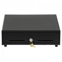 Ящик для денег АТОЛ EC-350-B, электромеханический, 350x405x90 мм (ККМ АТОЛ), черный, 38713