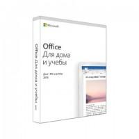 """Программный продукт MICROSOFT """"Office 2019 для дома и учебы"""", электронный ключ на 1 ПК Windows 10 или Mac, 79G-05075, 79G-05207"""