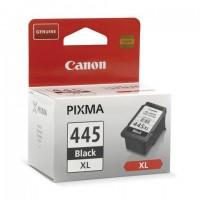 Картридж струйный CANON (PG-445XL) PIXMA MG2440/PIXMA MG2540, черный, оригинальный, ресурс 400 стр., увеличенная емкость, 8282B001