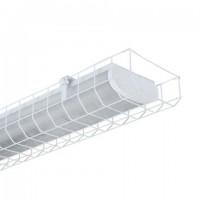 Светильник для спортивных залов, с решеткой, светодиодный, КСЕНОН Sport 236LED, 1290 мм, 36 Вт, 3200 Лм, 13236113