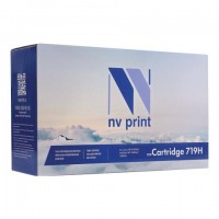 Картридж лазерный NV PRINT (NV-719H) для CANON LBP6300dn/6650/MF5840/5880, ресурс 6400 стр.