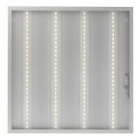 Светильник светодиодный с драйвером АРМСТРОНГ SONNEN ЭКО, 4000 K, 595х595х19 мм, 36 Вт, прозрачный, 237152