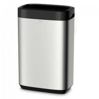 Контейнер для мусора, 50 л, TORK (B1), Image Design, 61,4х39,5х25,3 см, металлический, без крышки, 460011