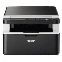 МФУ лазерное BROTHER DCP-1612WR (принтер, сканер, копир), А4, 20 стр./мин, 10000 стр./месяц, Wi-Fi (без кабеля USB), DCP1612WR1