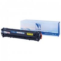 Картридж лазерный NV PRINT (NV-CF211A/731C) для HP M251nw / M276nw / CANON LBP-7110Cw, голубой, ресурс 1800 страниц