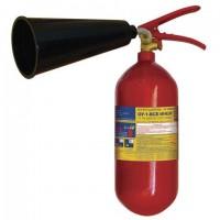 Огнетушитель углекислотный ОУ-1, ВСЕ (жидкие и газообразные вещества, электро установки), ИНЕЙ, 112-01