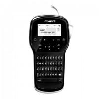 Принтер этикеток DYMO Label Manager 280, ленточный, картридж D1, ширина ленты 6-12 мм, S0968920