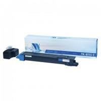 Тонер-картридж NV PRINT (NV-TK8115С) для Kyocera M8124cidn/M8130cidn, голубой, ресурс 6000 страниц