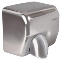 Сушилка для рук SONNEN HD-798S, 2300 Вт, нержавеющая сталь, антивандальная, серебристая, 604194
