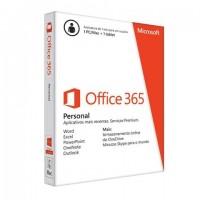 Программный продукт MICROSOFT 365 Personal, 1 ПК, 1 год, QQ2-*****