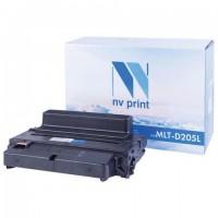 Картридж лазерный NV PRINT (NV-MLT-D205L) для SAMSUNG ML-3310ND/3710D/SCX4833FD, ресурс 5000 стр.