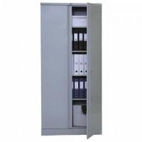 "Шкаф металлический офисный ПРАКТИК ""AM-2091"", 1996х915х458 мм, 49 кг, разборный, S20499200702"