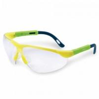 Очки защитные открытые РОСОМЗ О85 Arctic super, прозрачные, регулируемые дужки, незапотевающее покрытие, поликарбонат, 18530