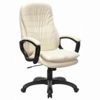 """Кресло офисное BRABIX PREMIUM """"Omega EX-589"""", экокожа, бежевое, 532095"""