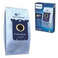 Мешки для сбора пыли PHILIPS FC8023/04, комплект 4 шт., 4-х слойный материал