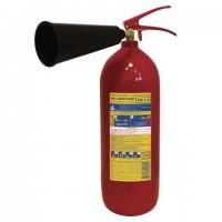 Огнетушитель углекислотный ОУ-3, ВСЕ (жидкие и газообразные вещества, электро установки), ИНЕЙ, 112-03