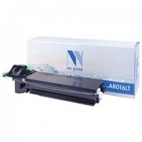 Картридж лазерный NV PRINT (NV-AR016LT) для SHARP AR 5016/5120/5316/5320, ресурс 15000 страниц
