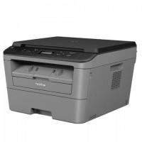 МФУ лазерное BROTHER DCP-L2500DR (принтер, копир, сканер), А4, 26 стр./мин, 10000 стр./мес., ДУПЛЕКС (без кабеля USB), DCPL2500DR1