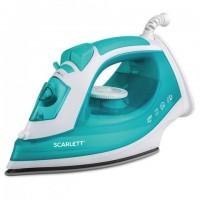 Утюг SCARLETT SC-SI30P09, 2000 Вт, антипригарное покрытие, самоочистка, зеленый, SC - SI30P09