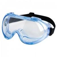 Очки защитные закрытые РОСОМЗ ЗН55 Spark super, прозрачные, непрямая вентиляция, незапотевающее покрытие, поликарбонат, 25530