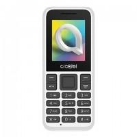 "Телефон мобильный ALCATEL One Touch 1066D, 2 SIM, 1,8"", белый, 1066D-2BAL"