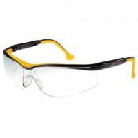 Очки защитные открытые РОСОМЗ О50 Monaco StrongGlass, прозрачные, регулируемые дужки, незапотевающее покрытие, поликарбонат, 15037