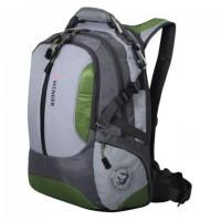 """Рюкзак WENGER, универсальный, зелено-серый, """"Large Volume Daypack"""", 30 л, 36х17х50 см, 15914415"""