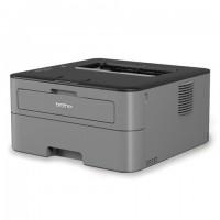 Принтер лазерный BROTHER HL-L2300DR, А4, 26 страниц/минуту, 10000 страниц/месяц, ДУПЛЕКС, без кабеля USB, HLL2300DR1
