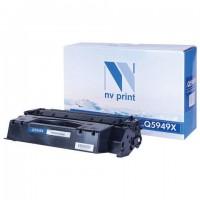Картридж лазерный NV PRINT (NV-Q5949X) для HP LaserJet 1320/3390/3392, ресурс 6000 стр.