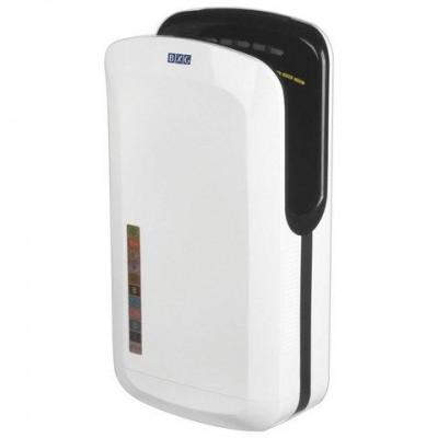 Сушилка для рук BXG-JET-7200, 2000 Вт, погружного типа, время сушки 10 секунд, пластик, белая