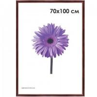 """Рамка премиум 70х100 см, дерево, багет 26 мм, """"Linda"""", махагон, 0065-70-0019"""