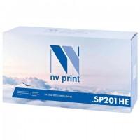 Картридж лазерный NV PRINT (NV-SP201HE) для RICOH SP211SU/SP 213SFNw, ресурс 2600 стр.