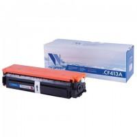 Картридж лазерный NV PRINT (NV-CF413A) для HP M377dw/M452nw/M477fdn/M477fdw, пурпурный, ресурс 2300 страниц