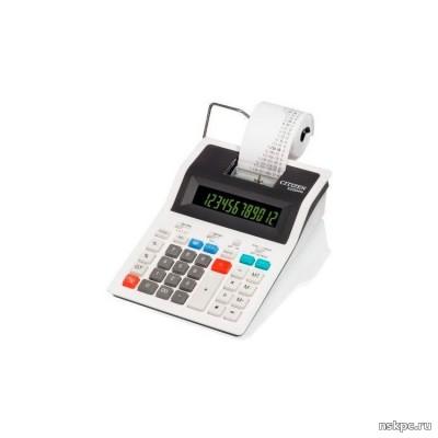 Калькулятор с печатью citizen 520-DPA
