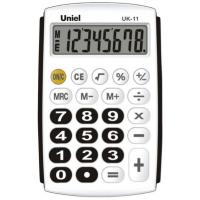 Карманный калькулятор Uniel UK-11 K