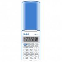 Карманный калькулятор Uniel UK-12 B