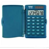 Карманный калькулятор Uniel UK-14 B