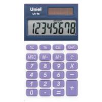 Карманный калькулятор Uniel UK-18 L