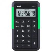 Карманный калькулятор Uniel UK-21 N