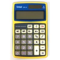Карманный калькулятор Uniel UK-31BY