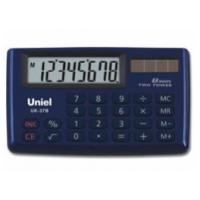 Карманный калькулятор Uniel UK-37 B